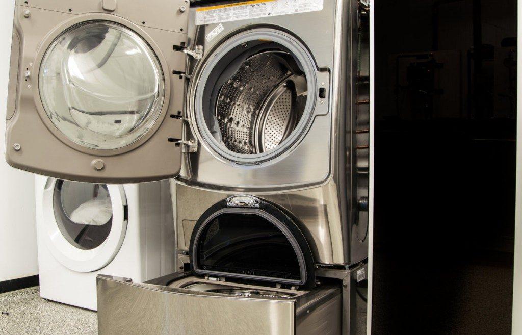 ماشین لباسشویی LG TWINWash